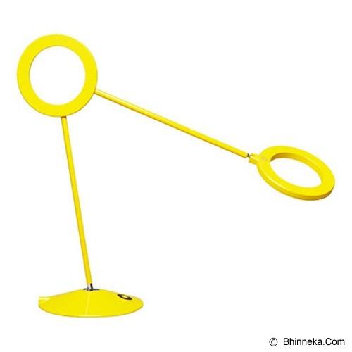 RAMUN Amuleto Grande [AMGO-YYYYF] - Opaque Yellow - Lampu Meja